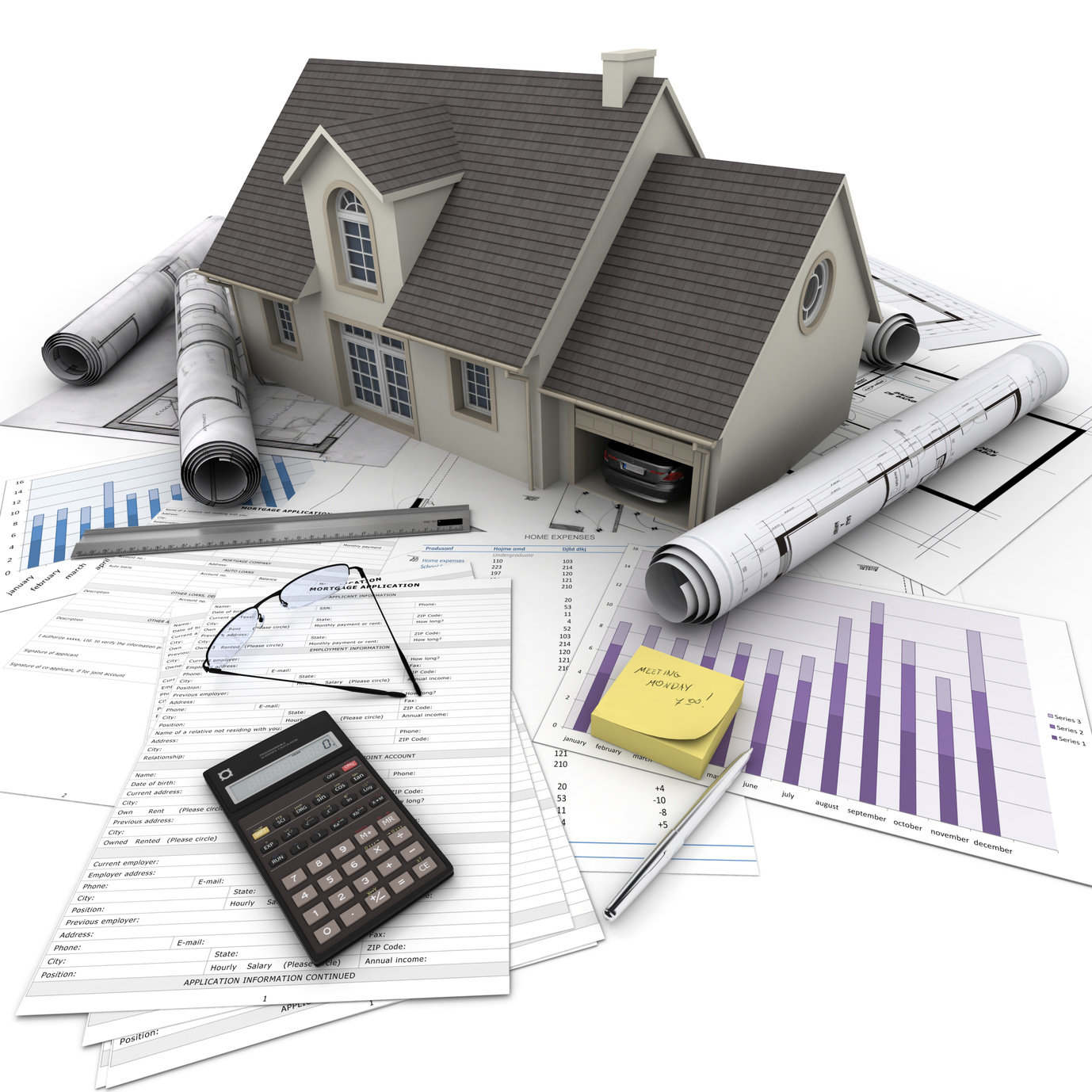 Независимая оценка строения частного дома если